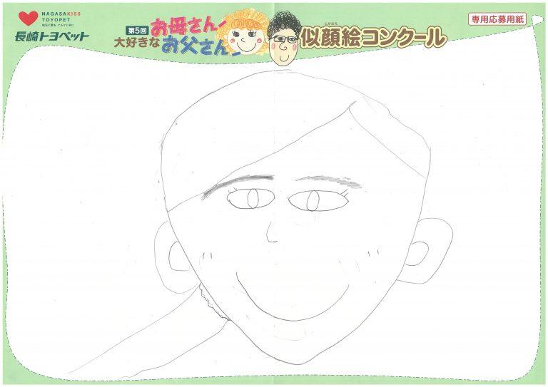 N.Mちゃん(11才)の作品