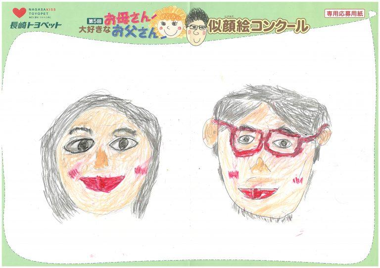 Y.Iくん(8才)の作品