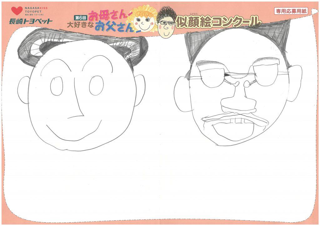 K.Iくん(12才)の作品