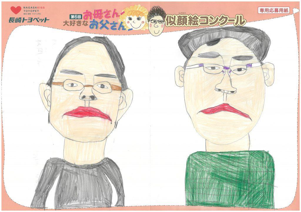 S.Iくん(10才)の作品