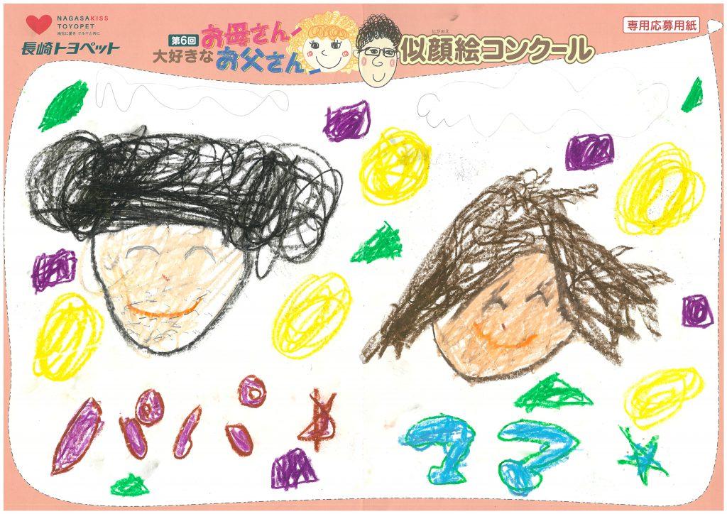 H.Hくん(7才)の作品