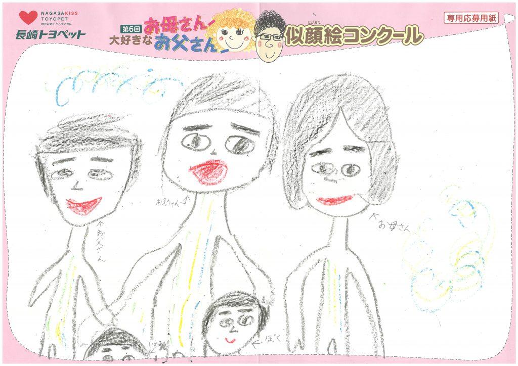 T.Mくん(9才)の作品