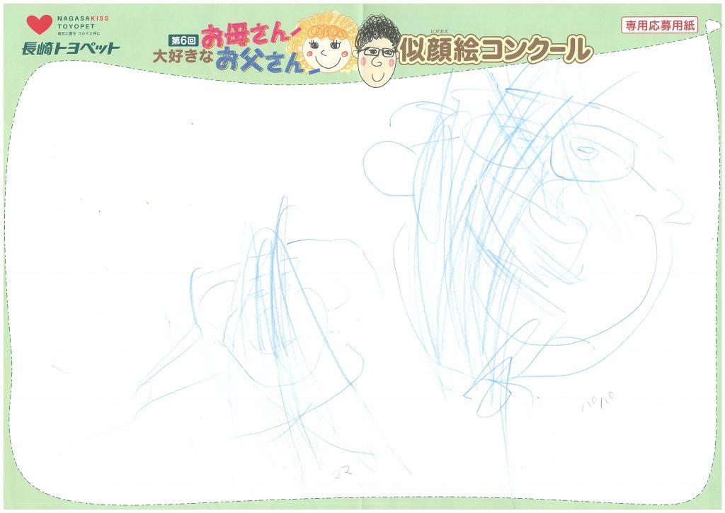 Y.Sくん(3才)の作品