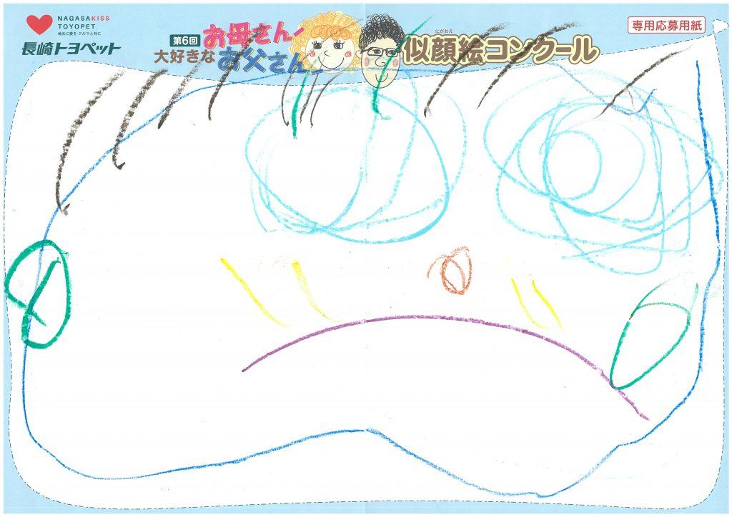 I.Kくん(2才)の作品