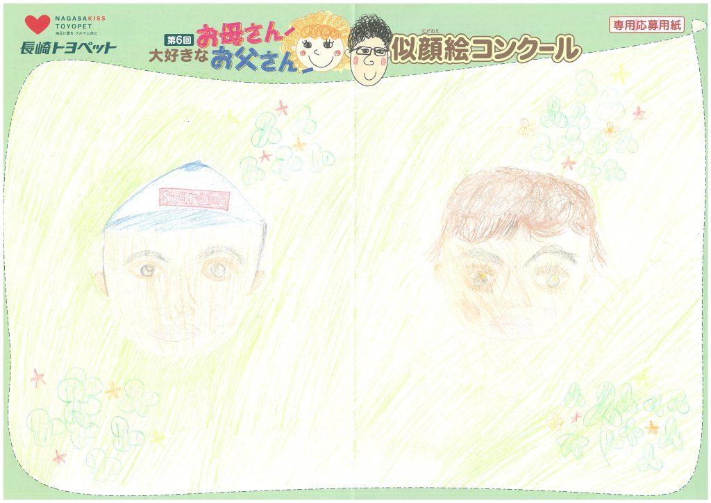 R.Kちゃん(12才)の作品