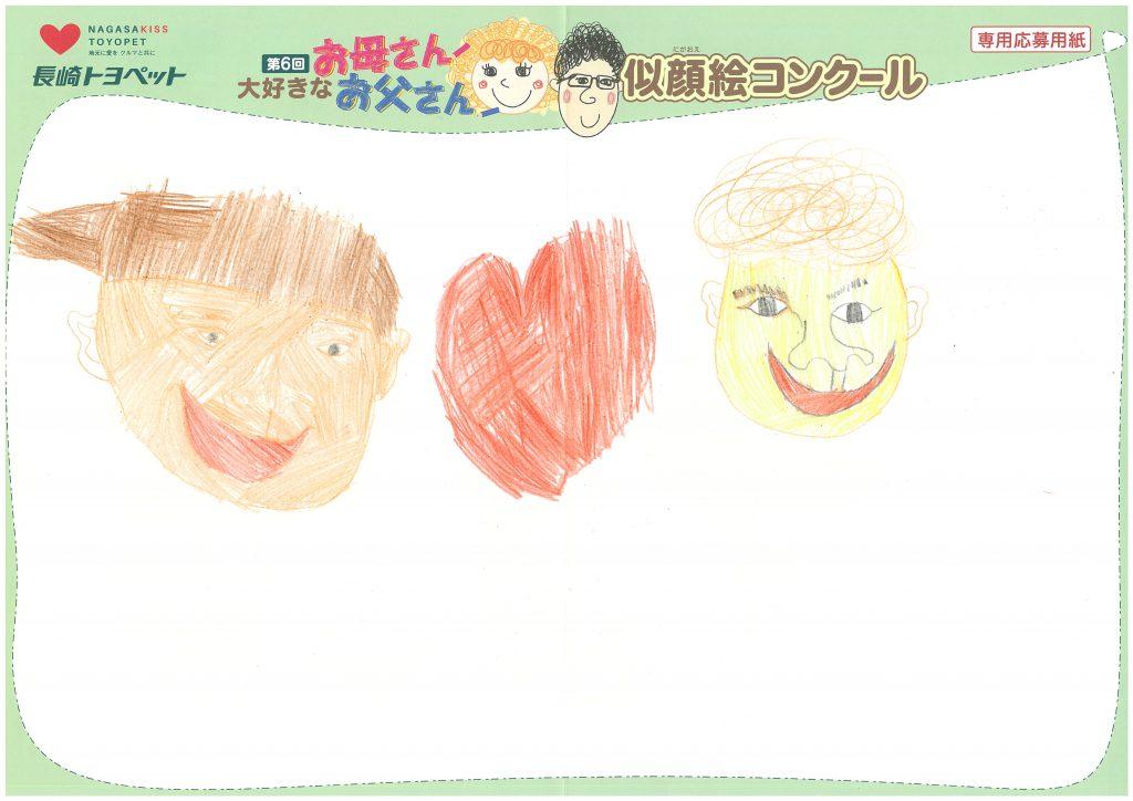 M.Kくん(9才)の作品