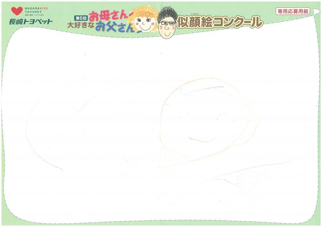 A.Tちゃん(2才)の作品