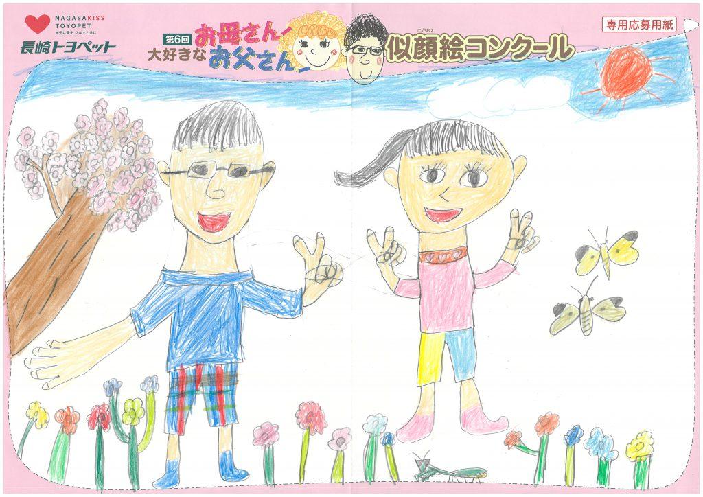 N.Kくん(8才)の作品