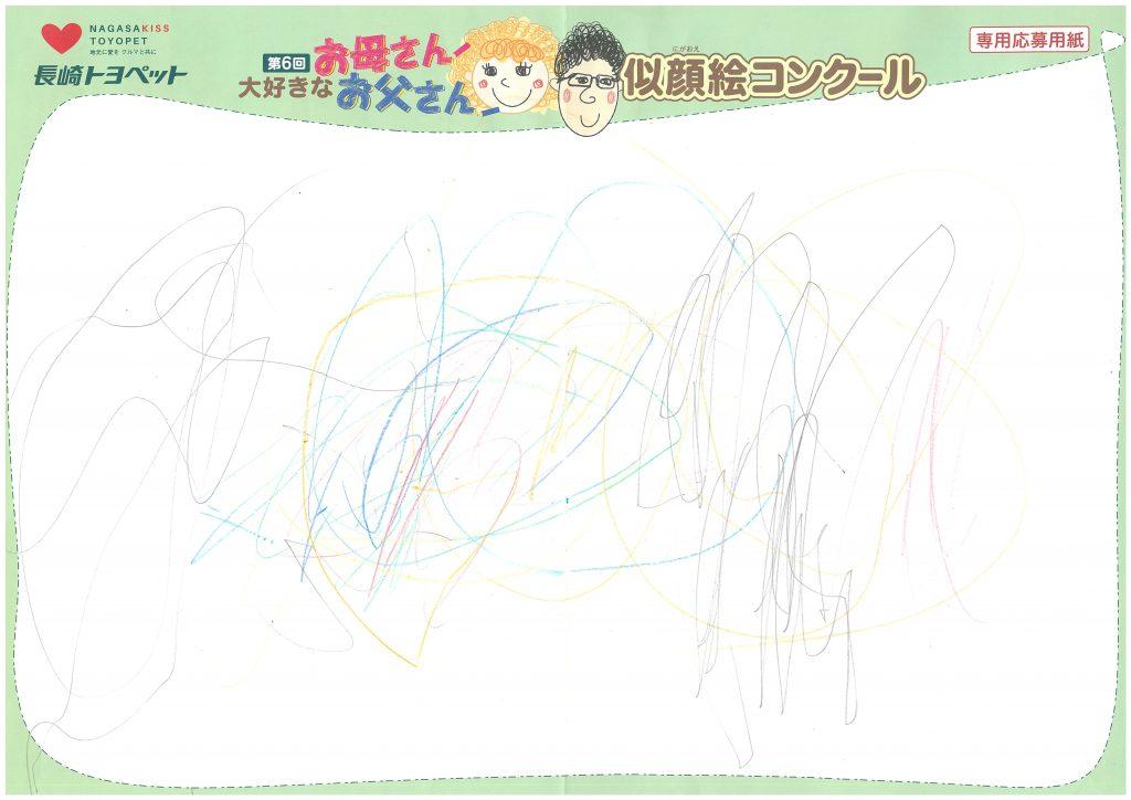N.Kちゃん(2才)の作品