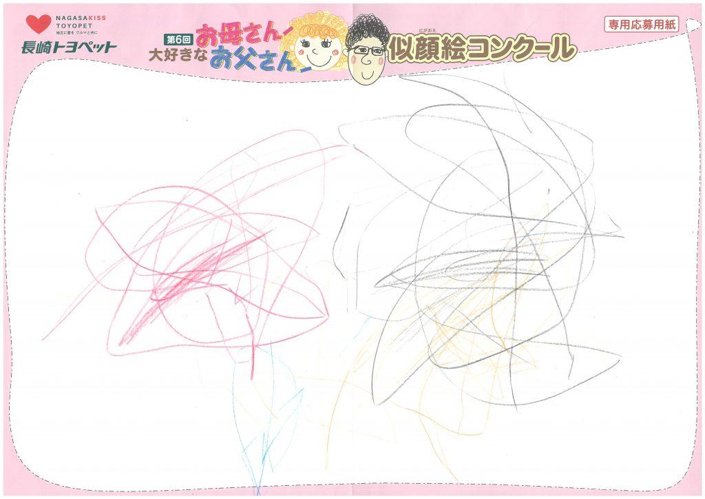 S.Iくん(1才)の作品