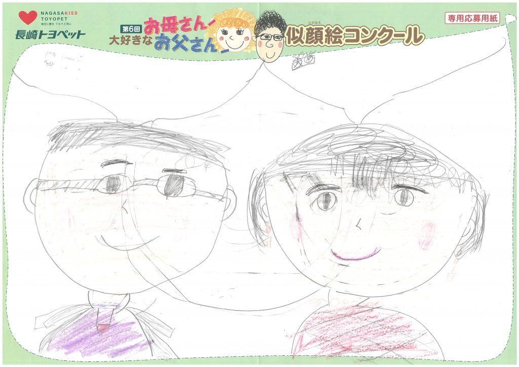 K.Mくん(8才)の作品