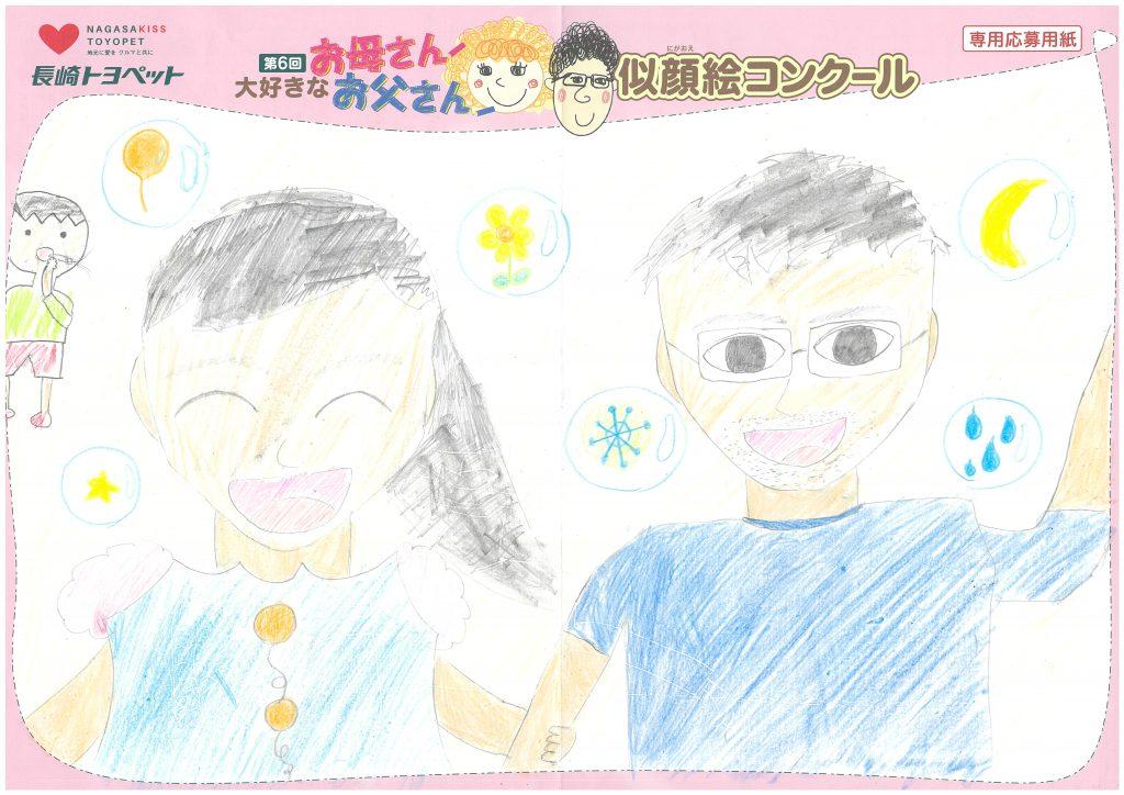 Y.Oくん(9才)の作品