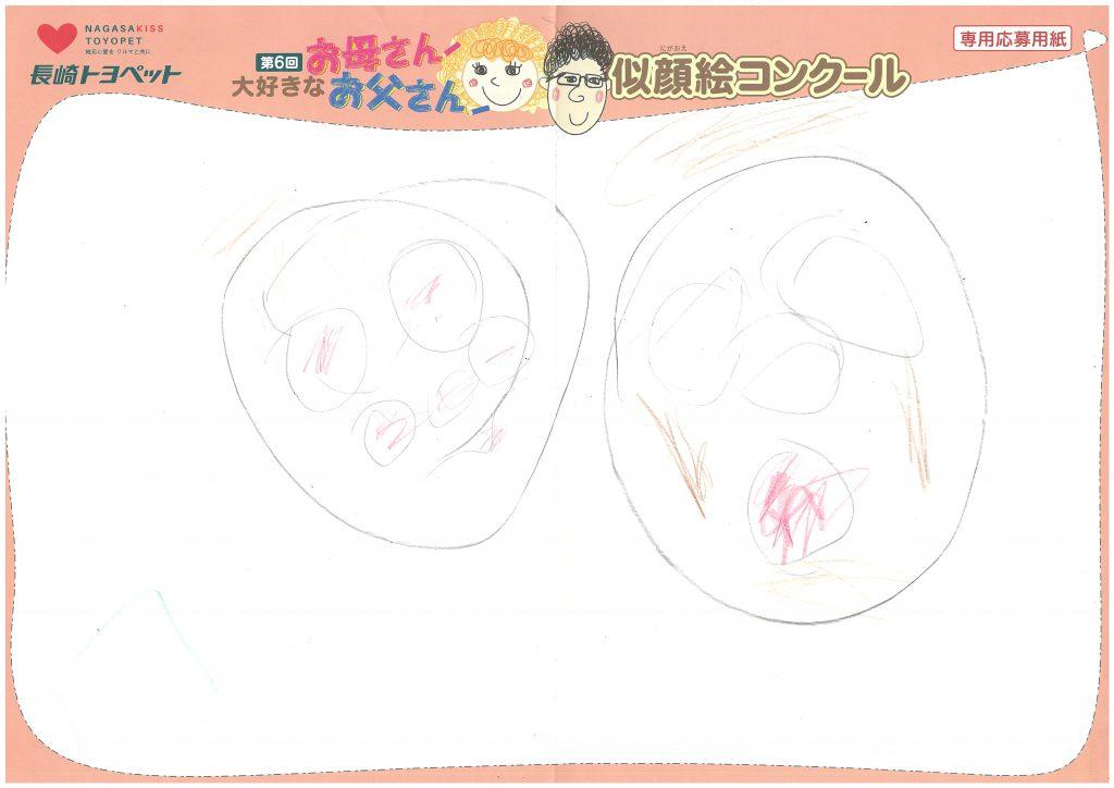 K.Tちゃん(2才)の作品