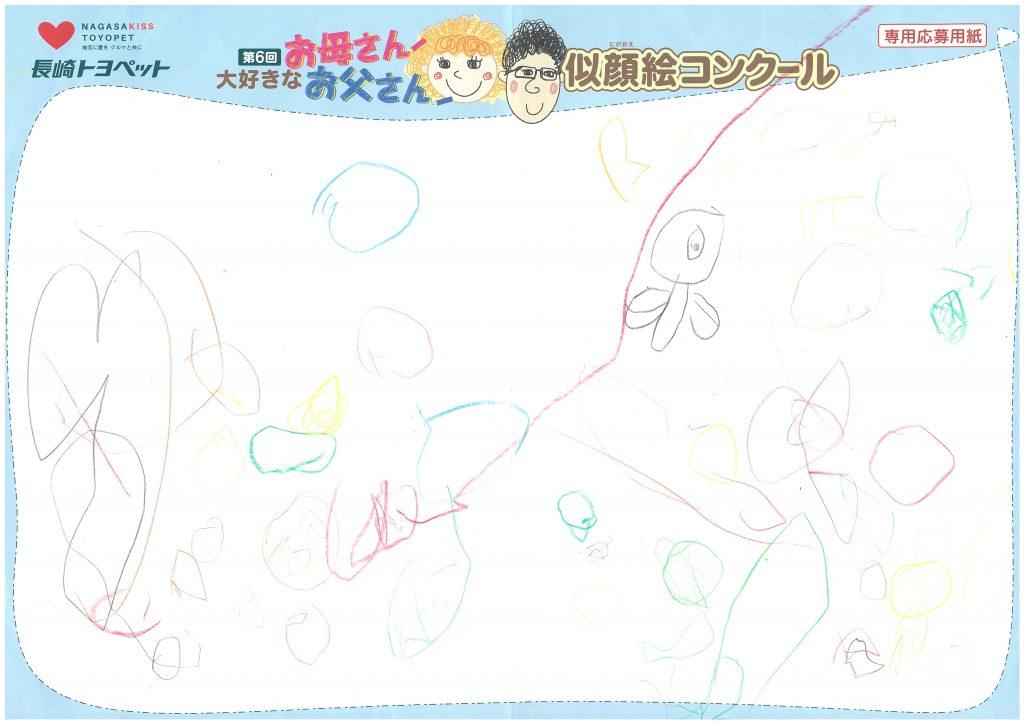 A.Mくん(1才)の作品