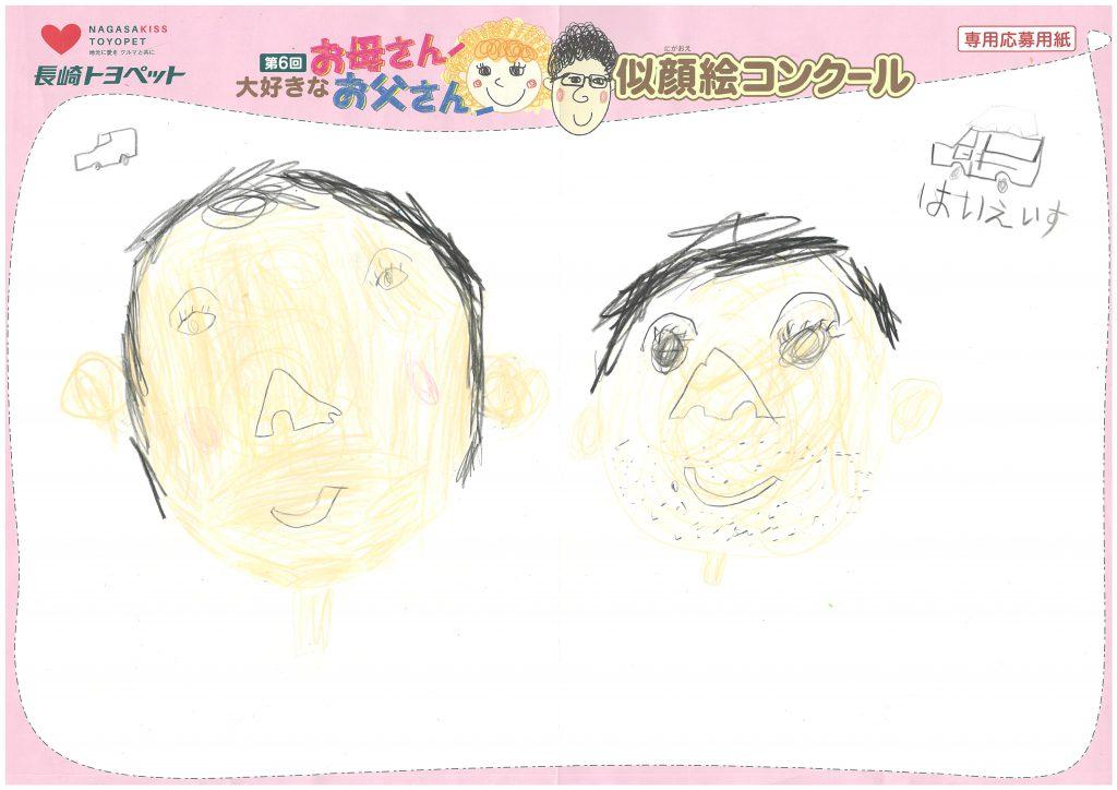 N.Wくん(6才)の作品