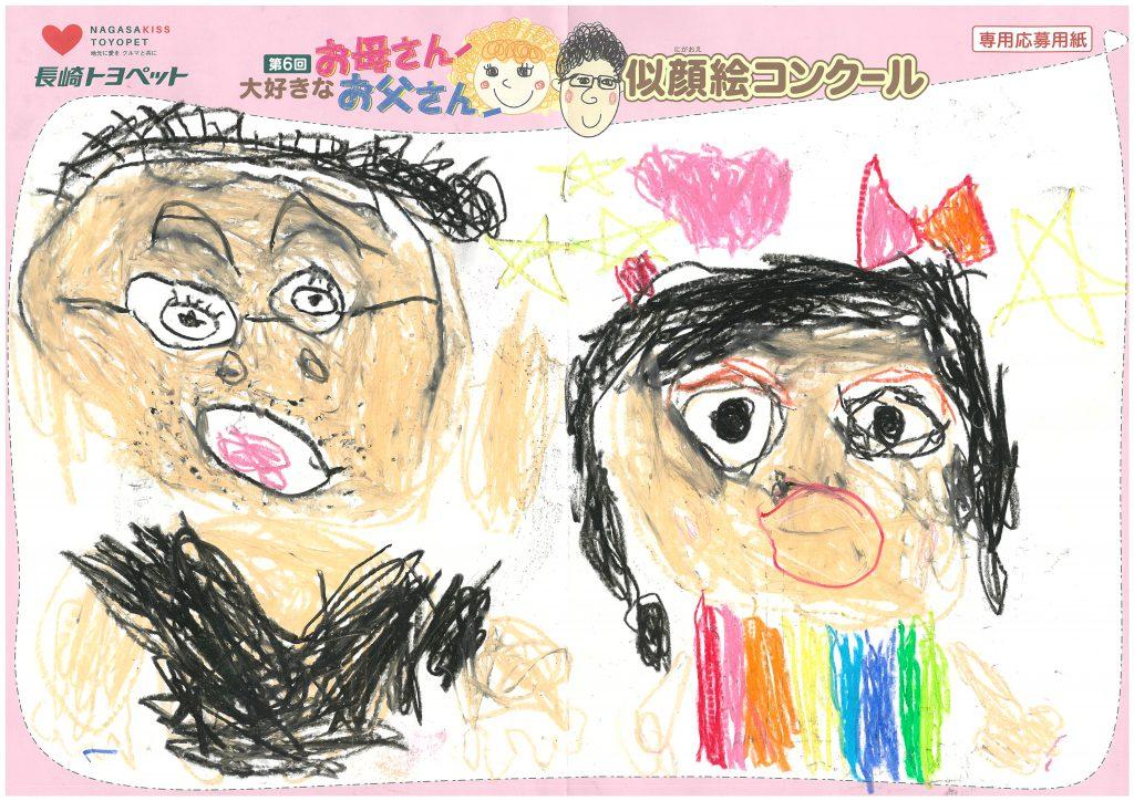 S.Kくん(5才)の作品