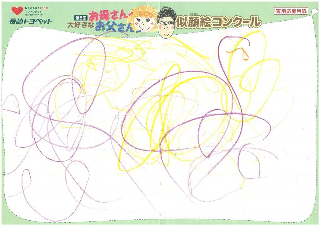 S.Oくん(1才)の作品