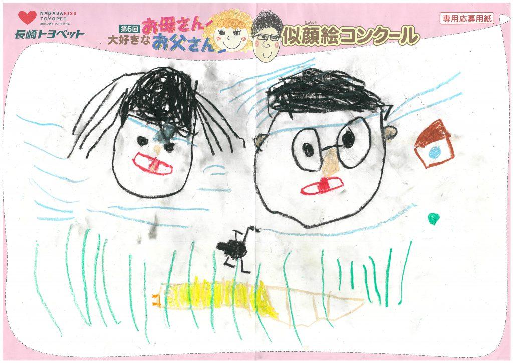H.Mくん(4才)の作品