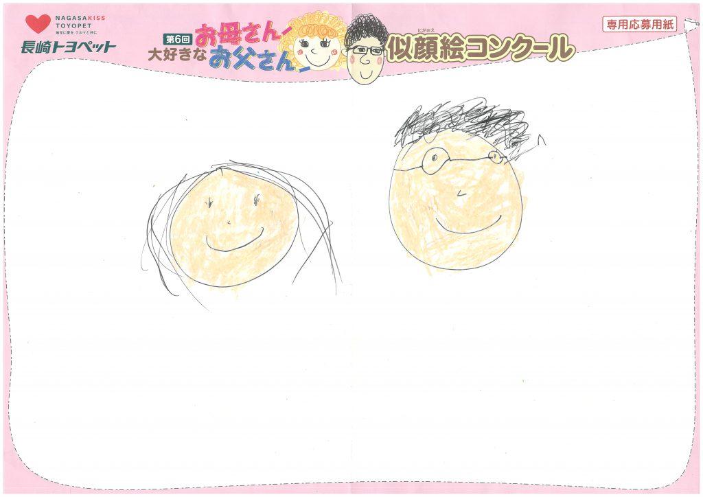 T.Uくん(6才)の作品