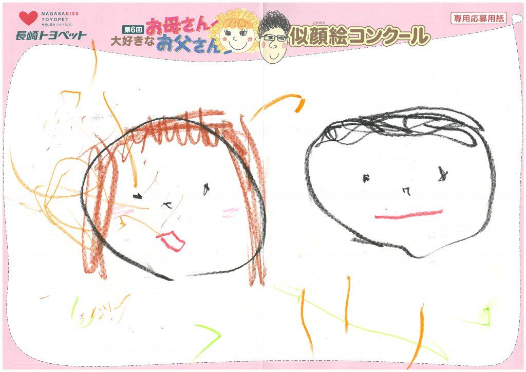 S.Mくん(2才)の作品