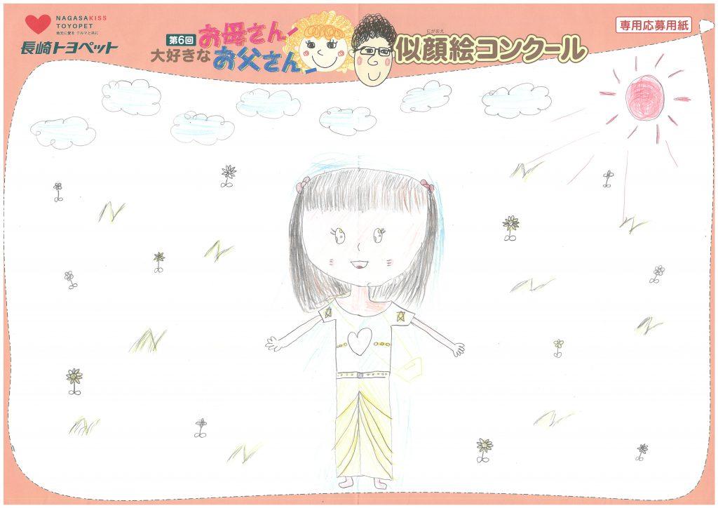 Y.Sちゃん(8才)の作品