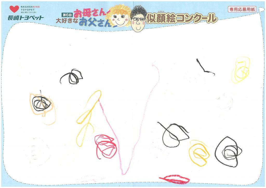 S.Yちゃん(1才)の作品