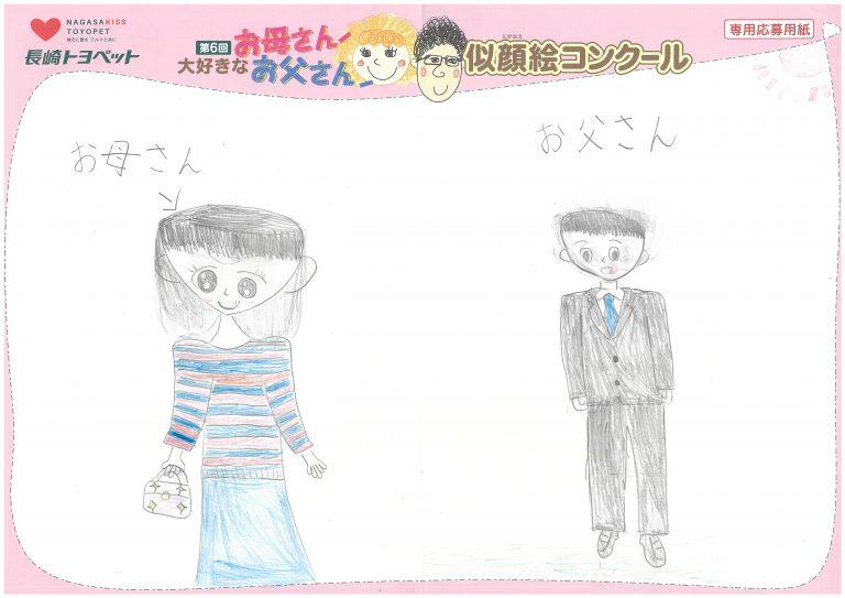 H.Mちゃん(10才)の作品