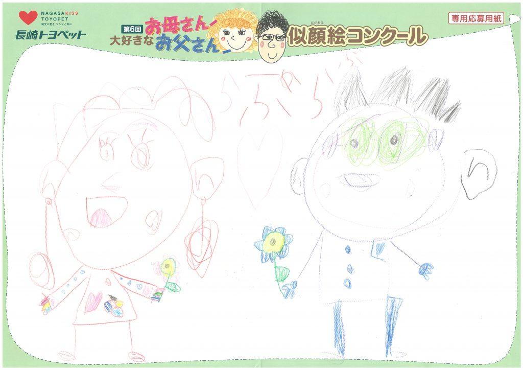 K.Nくん(6才)の作品