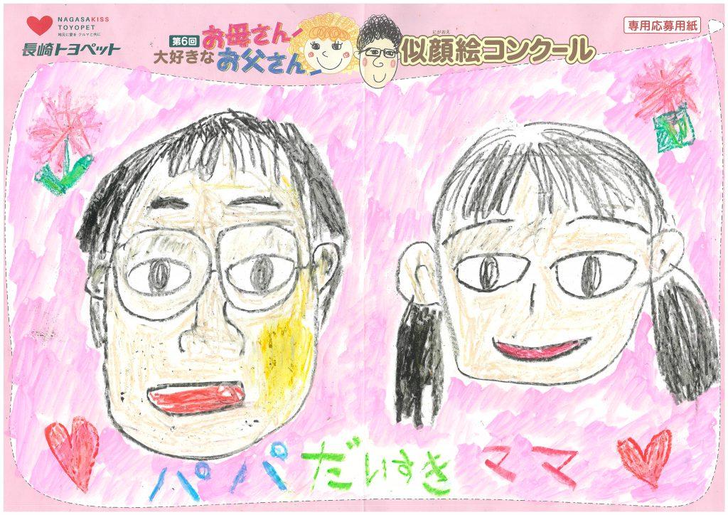 G.Kくん(8才)の作品