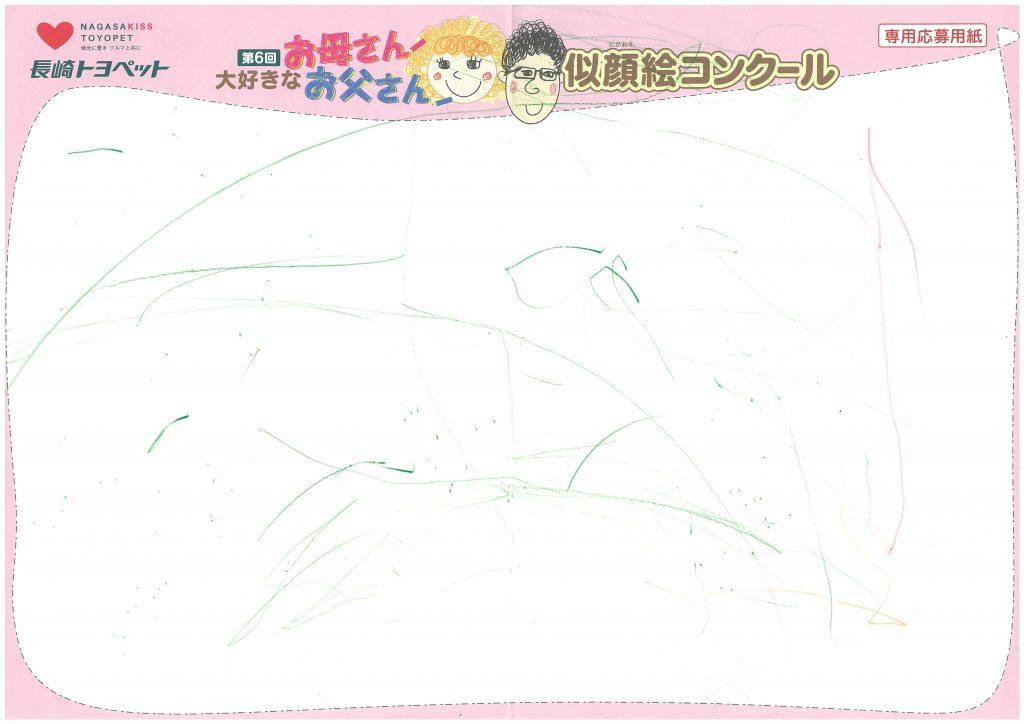N.Nちゃん(1才)の作品