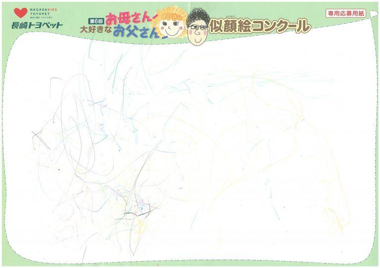 N.Mちゃん(1才)の作品