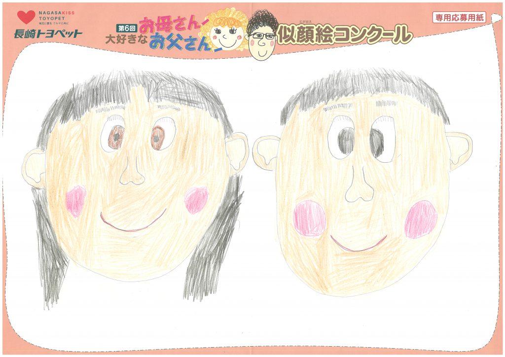 T.Aくん(11才)の作品