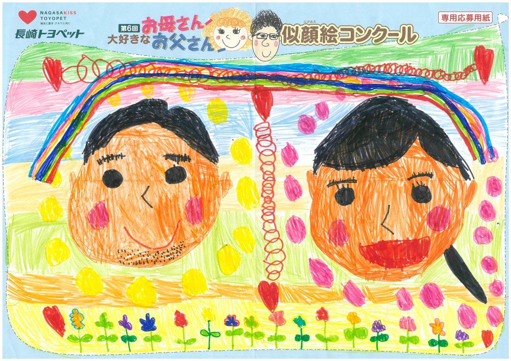 Y.Iくん(6才)の作品