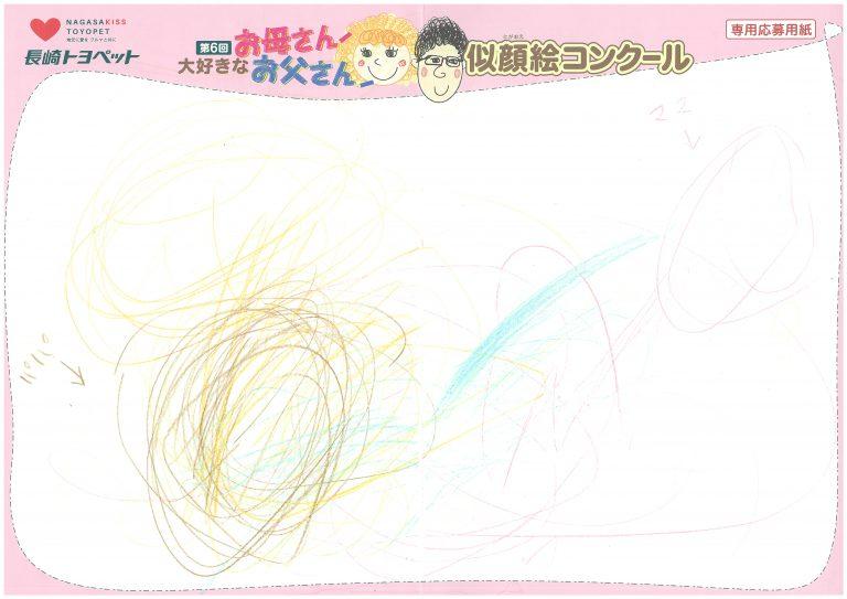 R.Yちゃん(2才)の作品