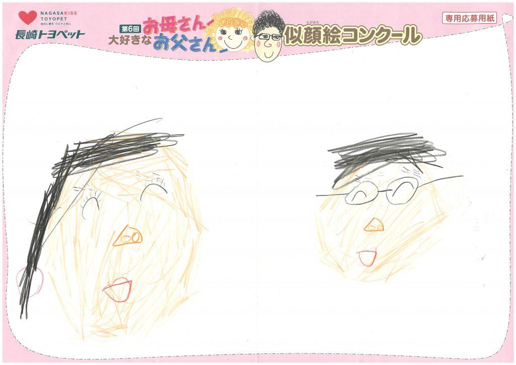 S.Mくん(6才)の作品