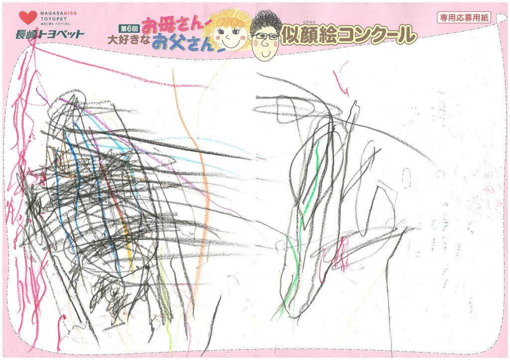 G.Nくん(2才)の作品