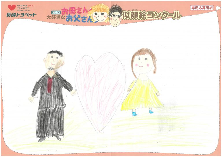 A.Hくん(5才)の作品