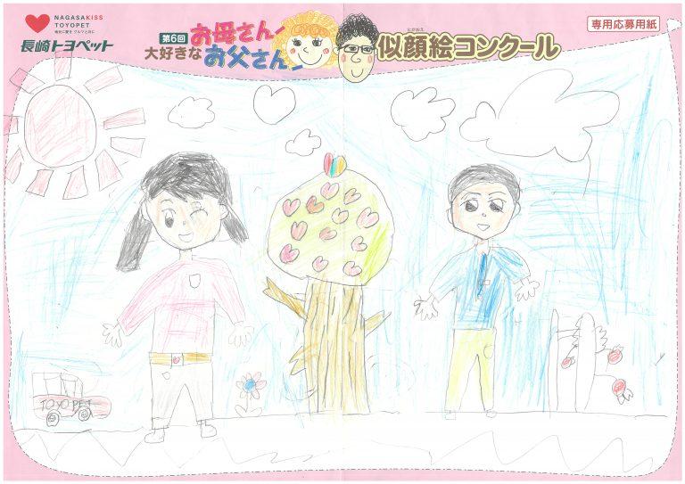 K.Wくん(10才)の作品