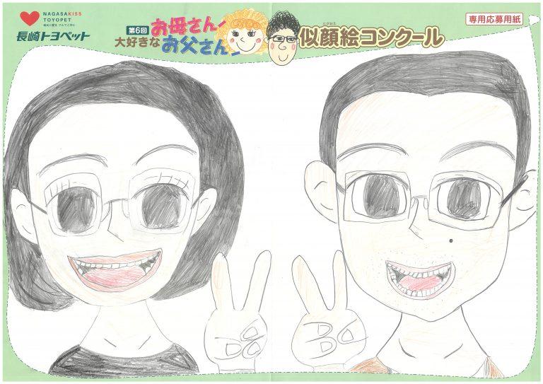 R.Yちゃん(9才)の作品