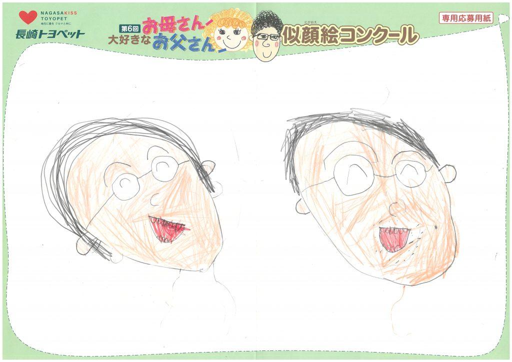 K.Yくん(6才)の作品