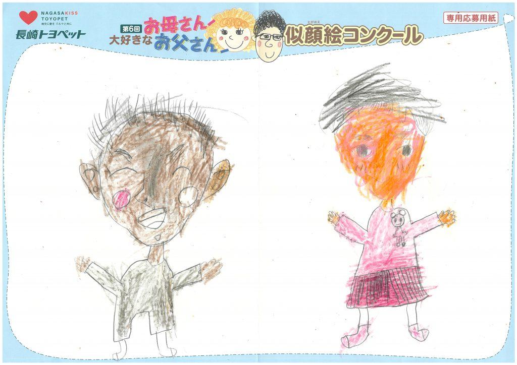 K.Iくん(7才)の作品