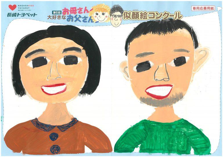 E.Sちゃん(11才)の作品