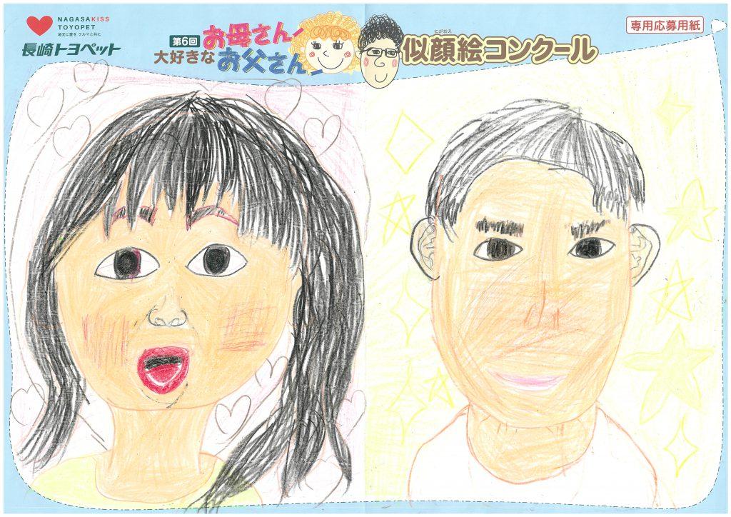 S.Kくん(9才)の作品