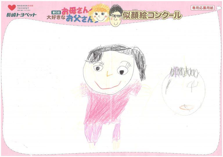 K.Yちゃん(2才)の作品