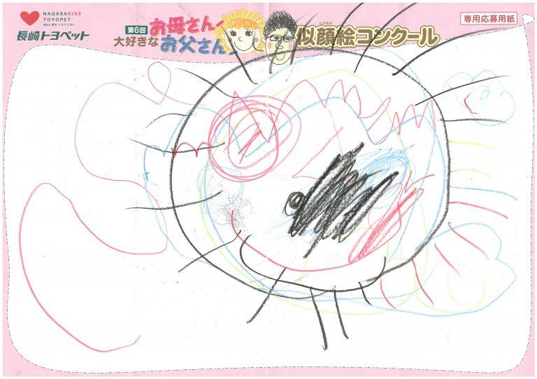 K.Wくん(3才)の作品