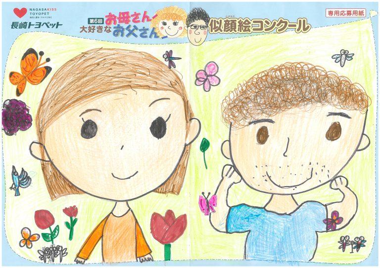 K.Dちゃん(9才)の作品