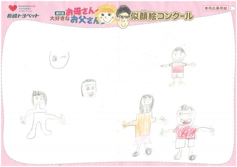 H.Kくん(7才)の作品