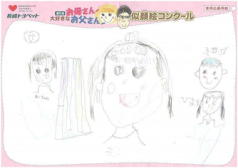 H.Kちゃん(5才)の作品