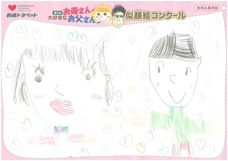H.Sちゃん(6才)の作品