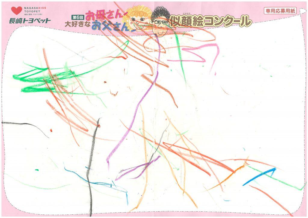 M.Yちゃん(1才)の作品